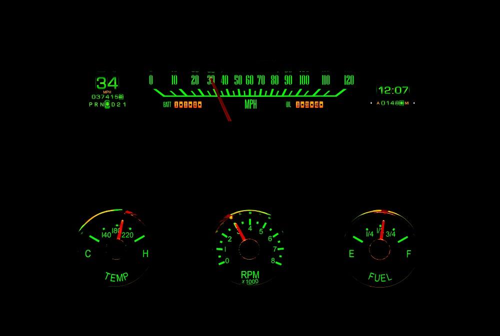 RTX-61C-IMP-X Emerald Night