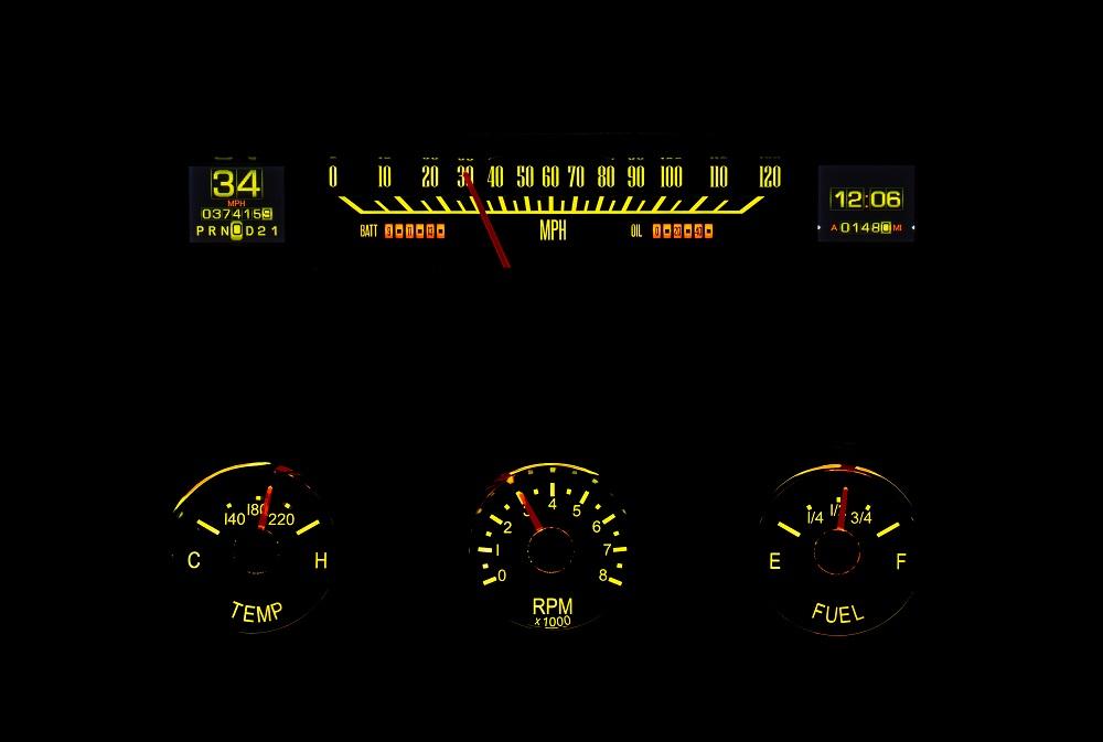 RTX-61C-IMP-X Yellow Flare Night