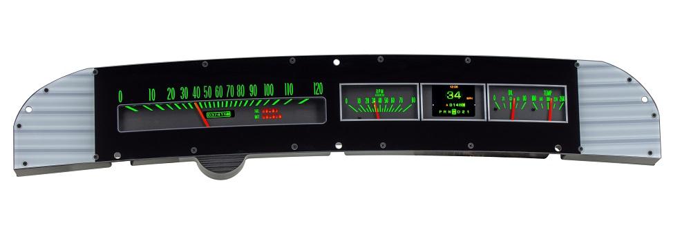 RTX-63C-IMP-X Emerald Theme Day, Kit View