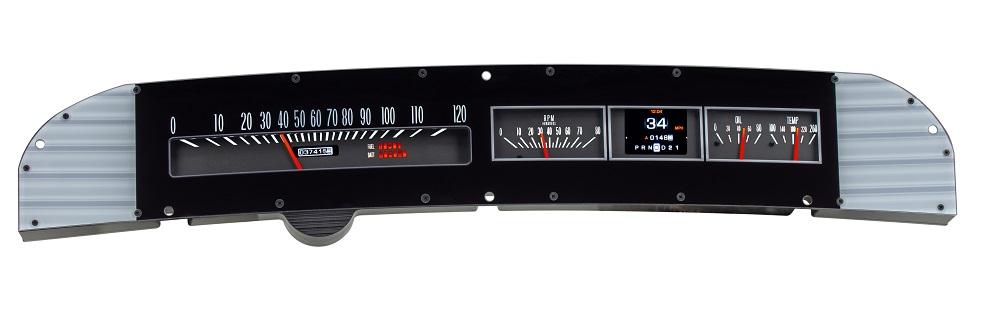 RTX-63C-IMP-X White Hot Theme Day Kit View
