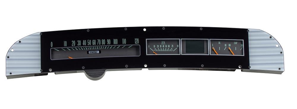 RTX-63C-IMP-X Entry Odometer