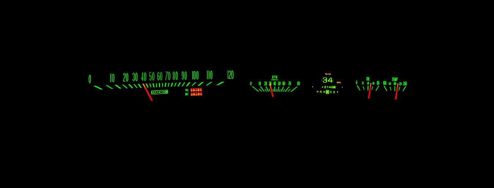 RTX-63C-IMP-X Emerald Night
