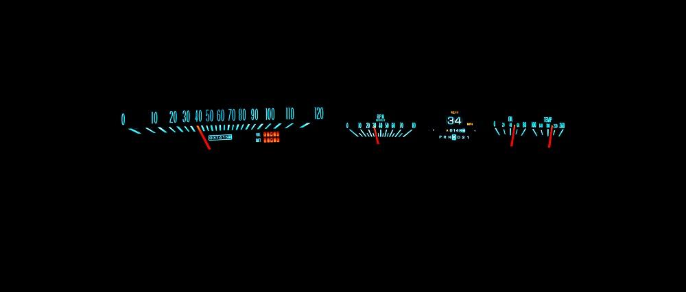 RTX-63C-IMP-X Wild Aqua Night