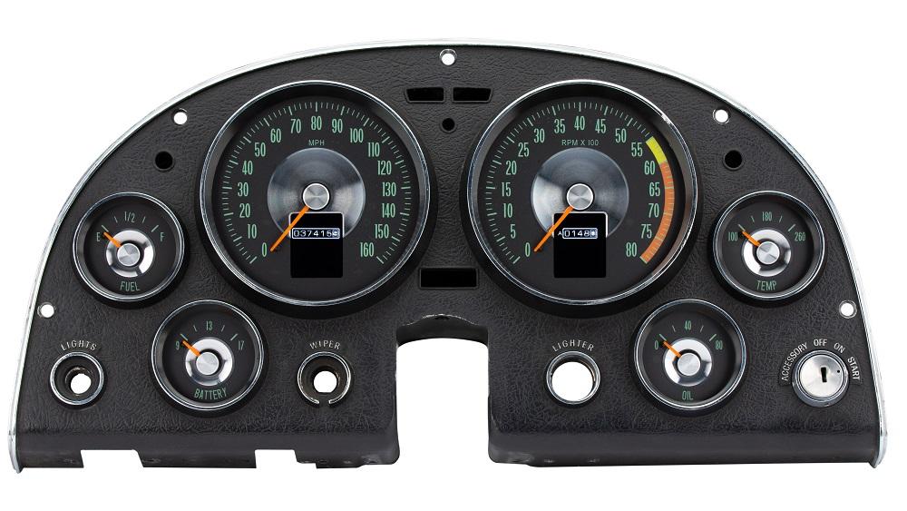 RTX-63C-VET-X Entry Odometer