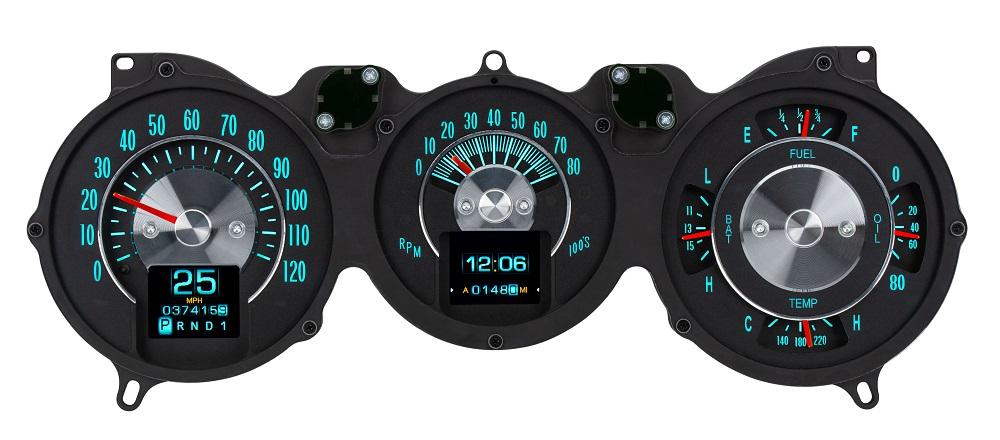 RTX-64C-CVL Wild Aqua Day