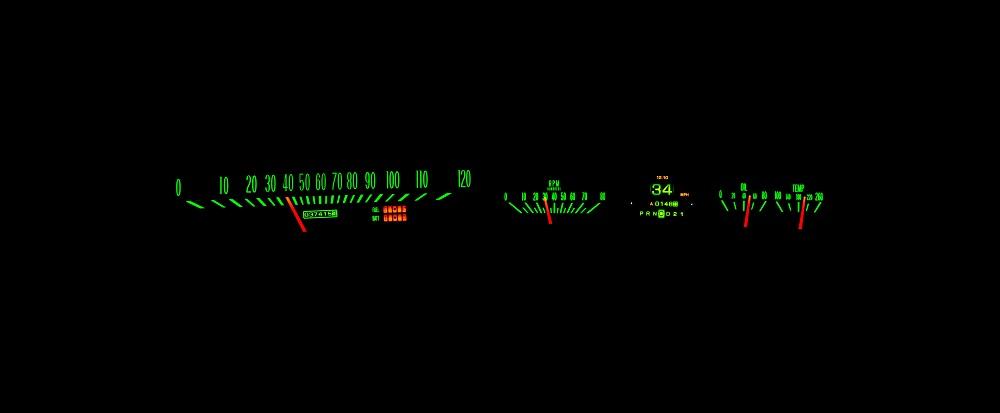RTX-64C-IMP-X Emerald Night