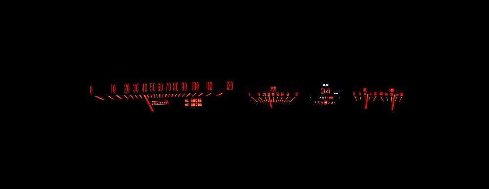 RTX-64C-IMP-X Fire and Ice Night