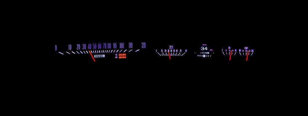 RTX-64C-IMP-X Vivid Orchid Night View