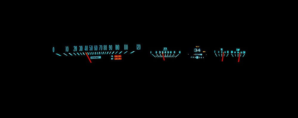 RTX-64C-IMP-X Wild Aqua Night