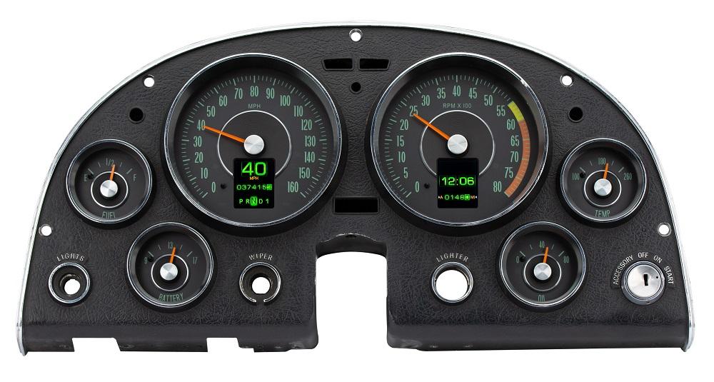 RTX-64C-VET-X Emerald Theme Daytime
