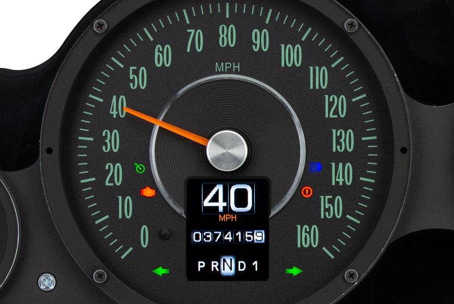 RTX-64C-VET-X Indicators On