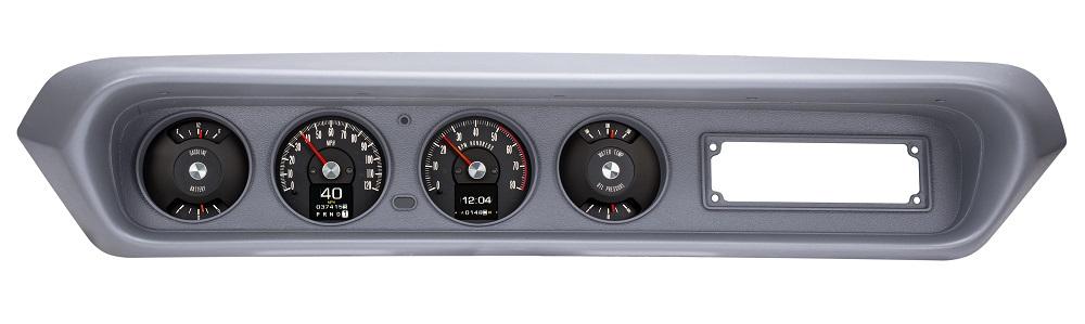 RTX-64P-GTO-X Incandescent Day Bezel View