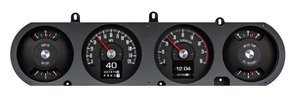 RTX-64P-GTO-X White Hot Day Bezel View