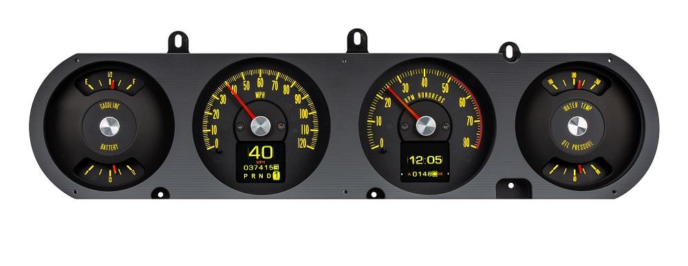 RTX-64P-GTO-X Yellow Flare Day