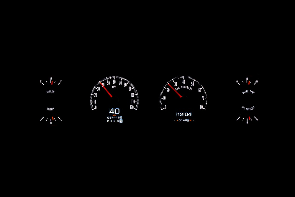 RTX-64P-GTO-X White Hot Night