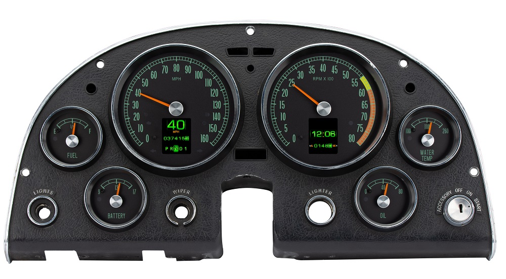 RTX-65C-VET-X Emerald Theme Daytime