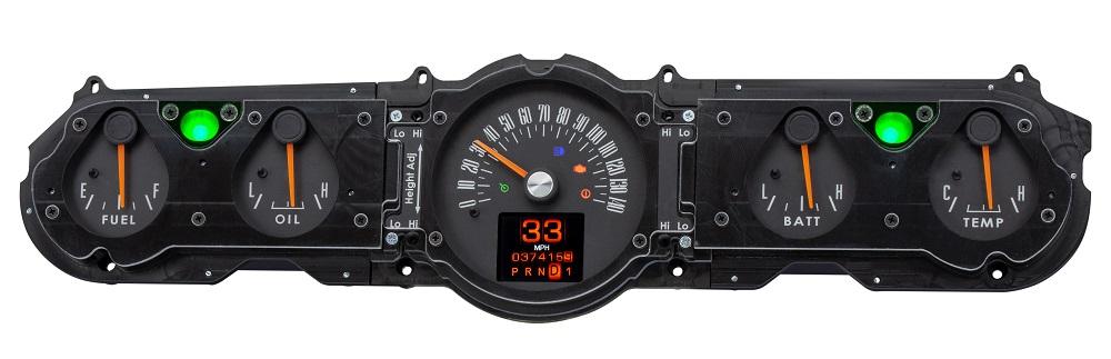 RTX-65F-MUS-X Indicators