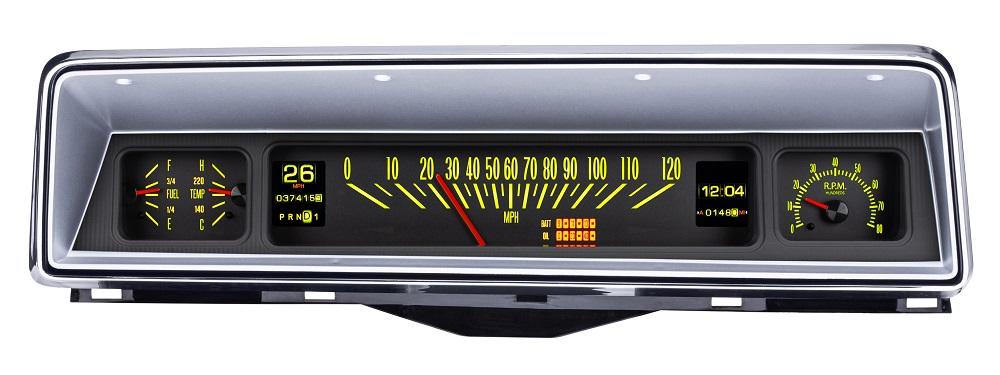RTX-66C-NOV Yellow Flare Day