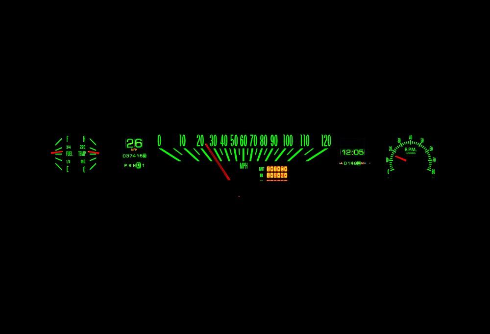 RTX-66C-NOV-X Emerald Night