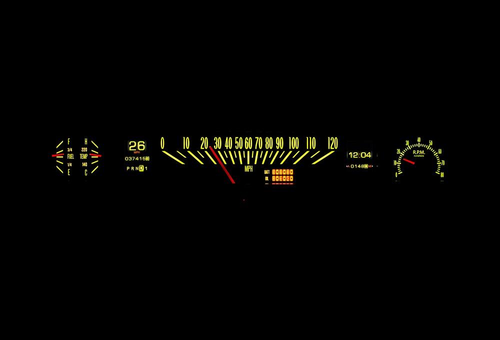 RTX-66C-NOV Yellow Flare Night