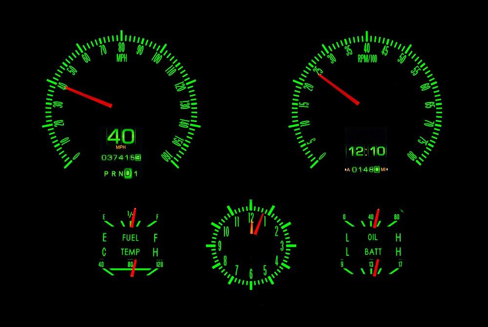 RTX-67C-CAC-X Emerald Night