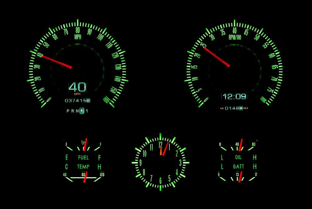 RTX-67C-CAC-X Mint Green Night