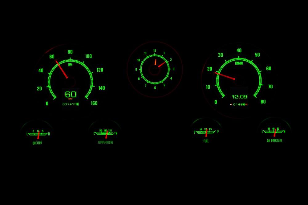 RTX-67C-PU-X Emerald Night