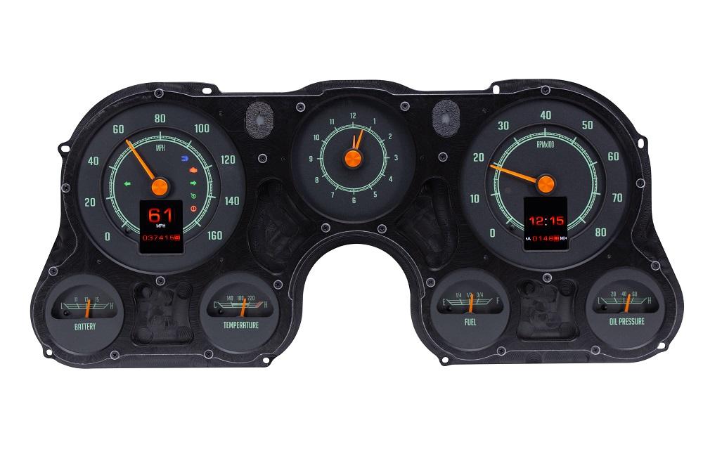 RTX-67C-PU-X Indicators On