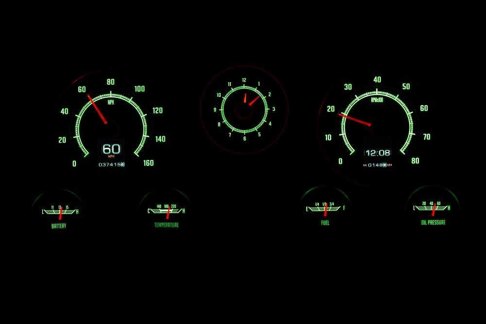 RTX-67C-PU-X Mint Green Night