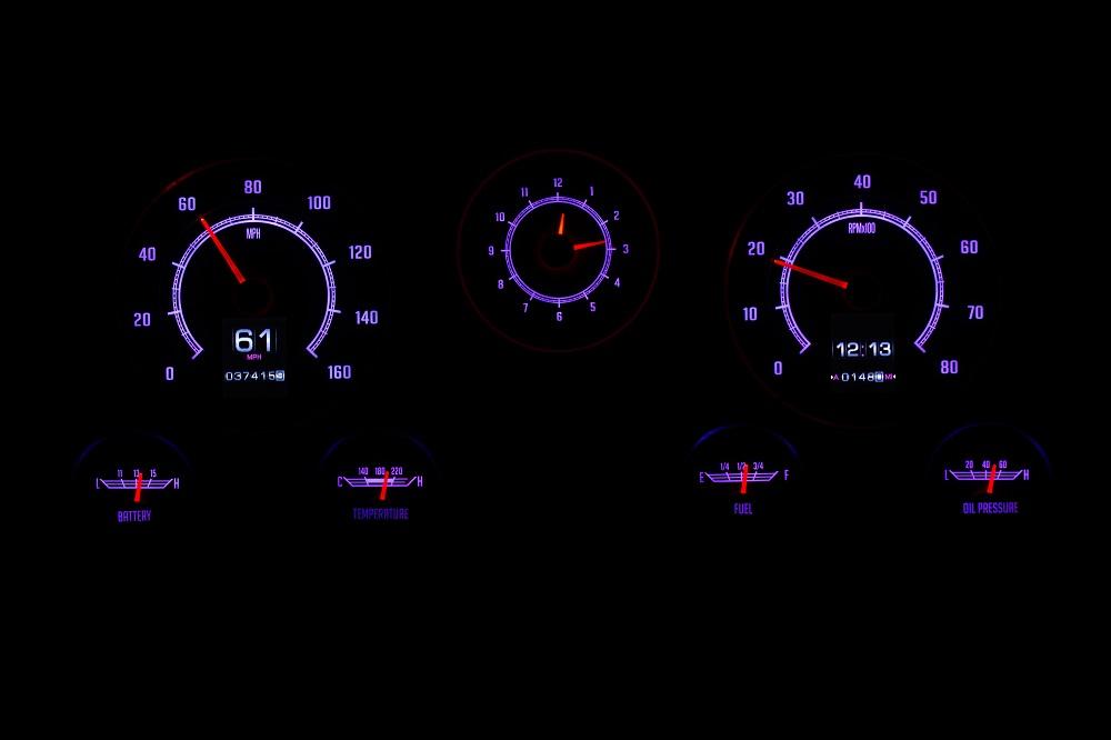 RTX-67C-PU-X Vivid Orchid Night