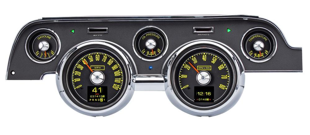 RTX-67F-MUS-X Indicators
