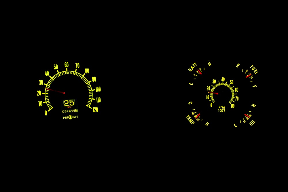 RTX-68C-CVL-X Yellow Flare Night