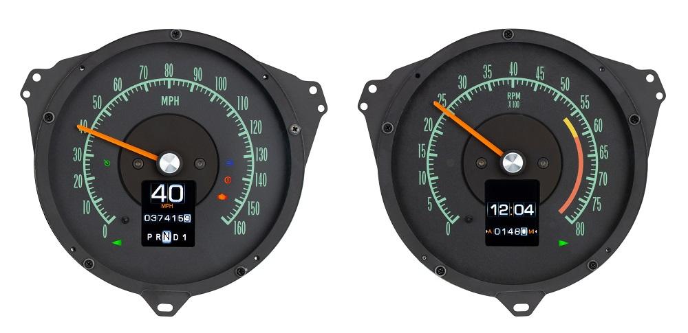 RTX-68C-VET-X Indicators On