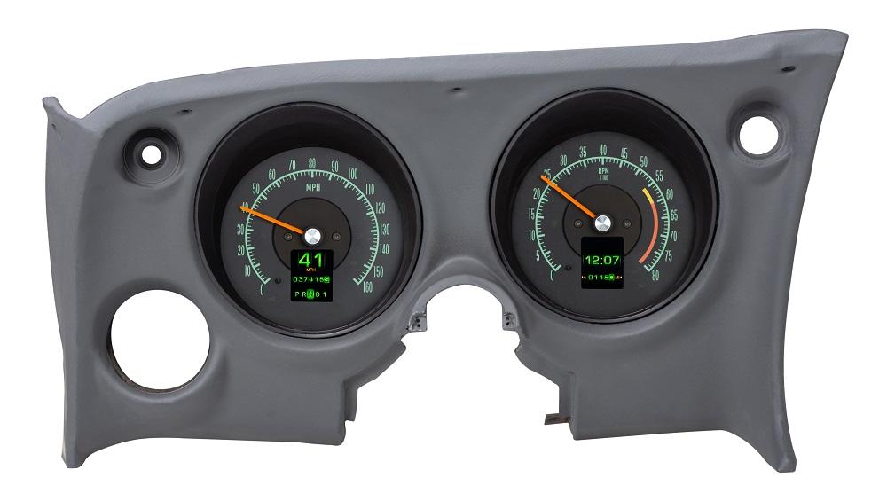 RTX-68C-VET-X Emerald Dash Day