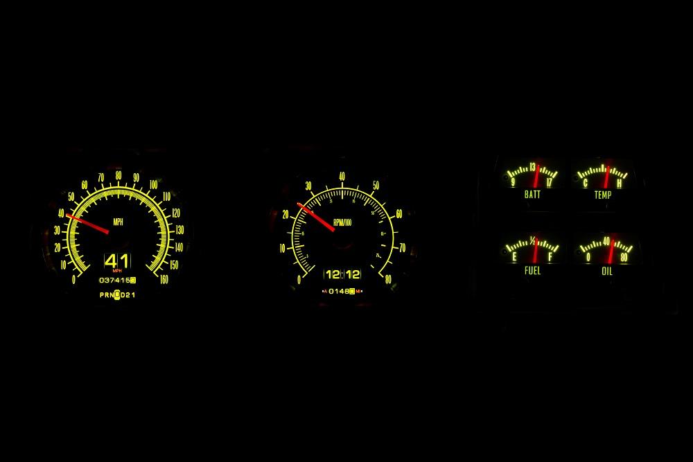 RTX-69C-CAC-X Yellow Flare Aqua Night
