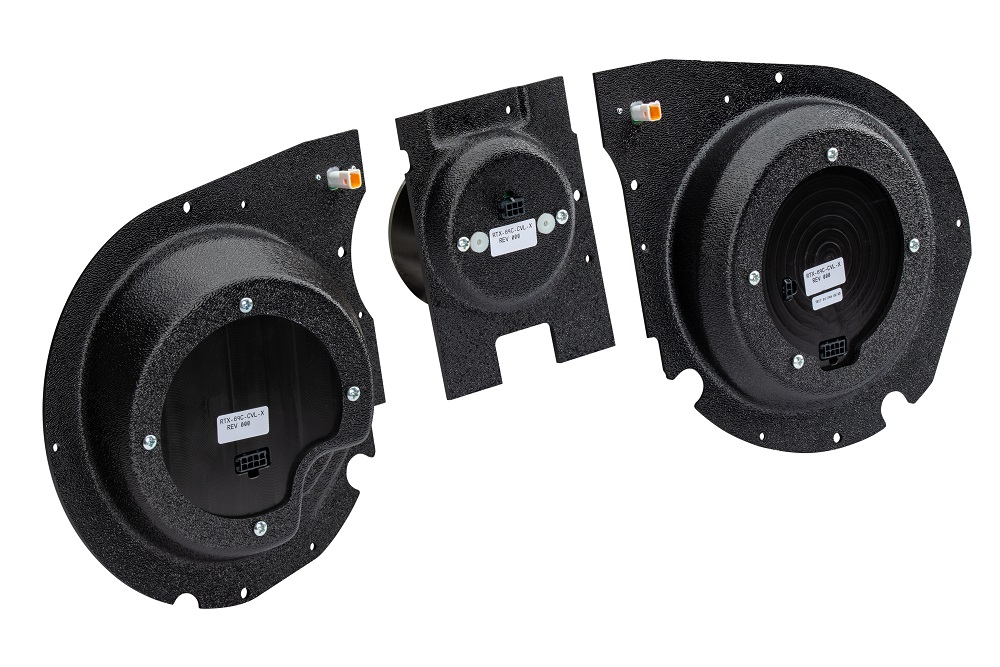 RTX-69C-CVL-X Back of System
