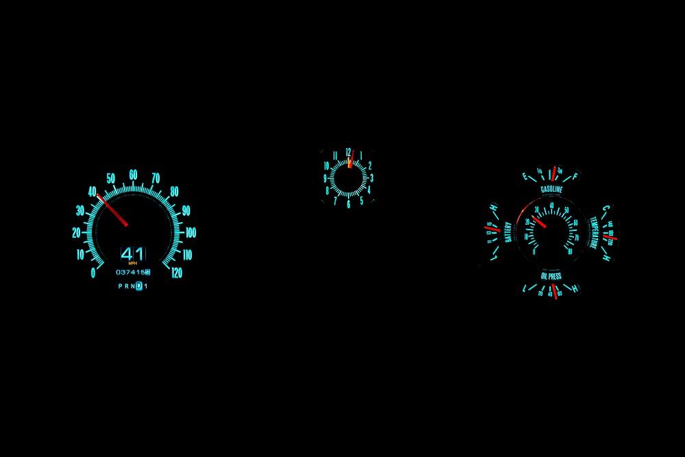 RTX-69C-CVL-X Wild Aqua Night