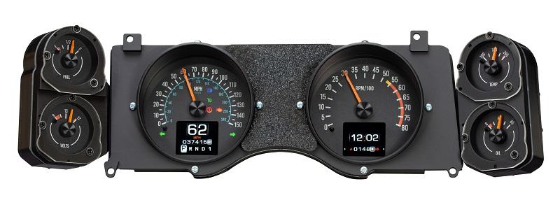 RTX-70C-CAM-X Indicators On