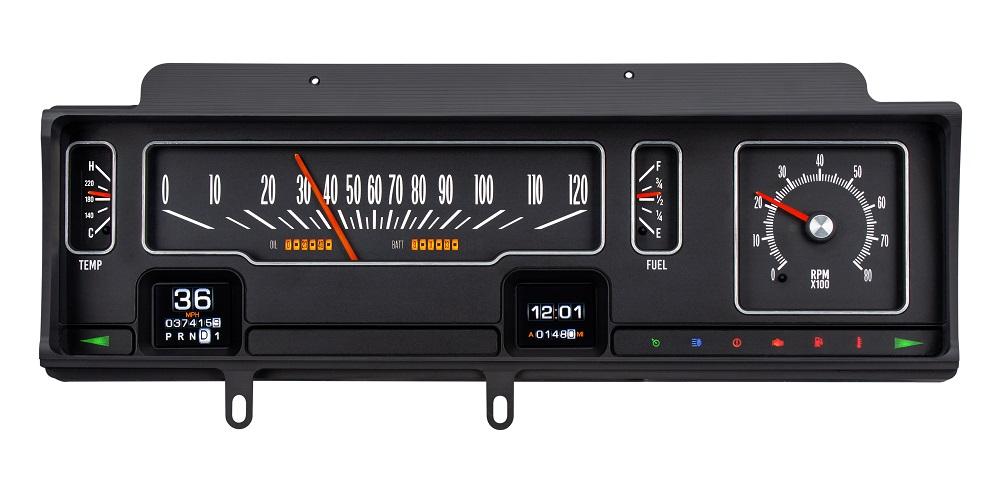 RTX-70C-MAL-X Indicators