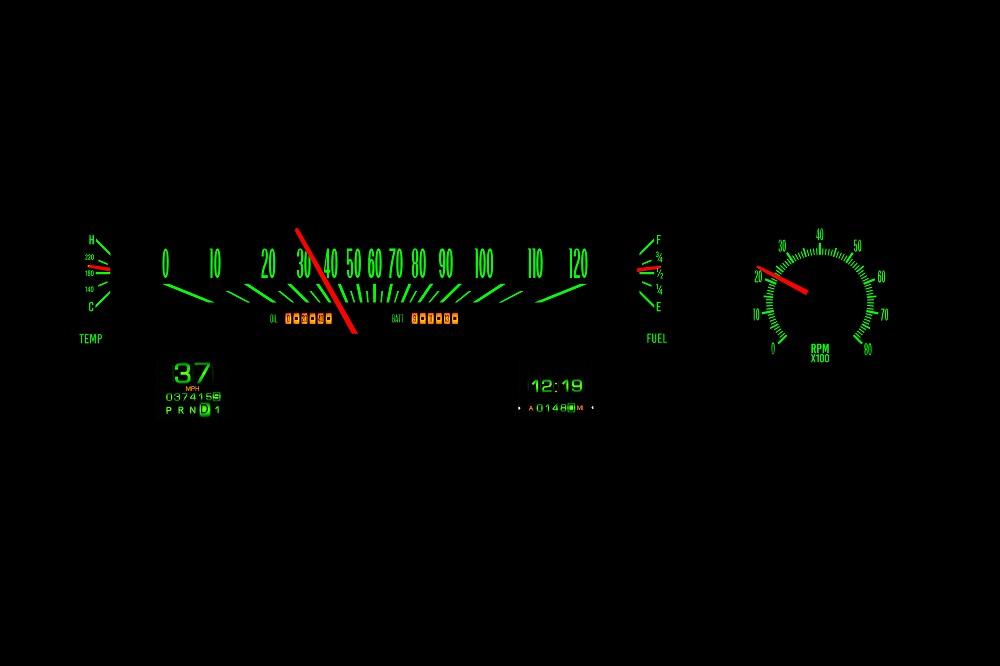 RTX-70C-MAL-X Emerald Night View