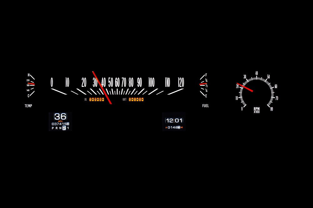 RTX-70C-MAL-X White Hot Night View