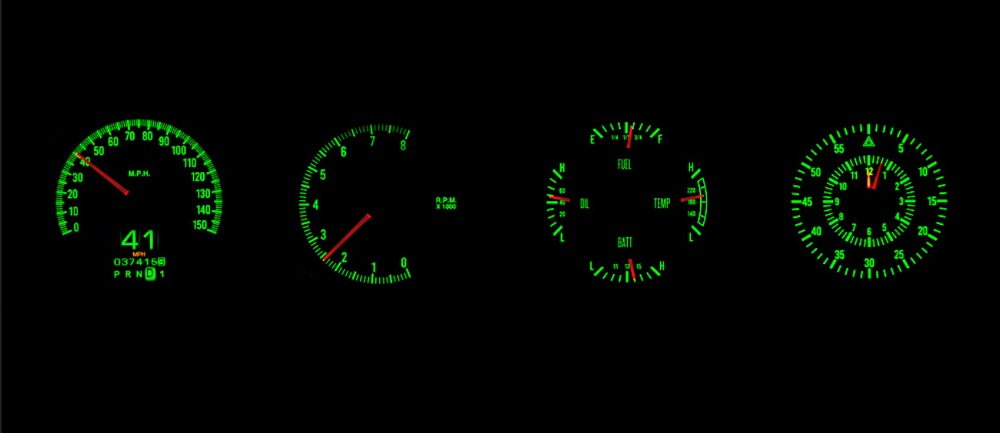 RTX-70D-CLG-X Emerald Night