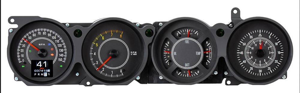 RTX-70D-CLG-X Indicators On