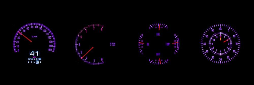 RTX-70D-CLG-X Vivid Rose Night