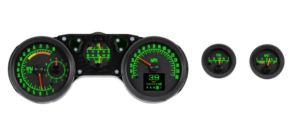 RTX-70P-FIR-X Kit View Emerald Day