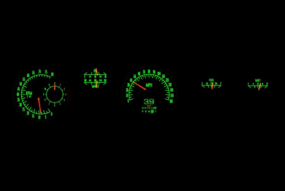 RTX-70P-FIR-X Emerald Night