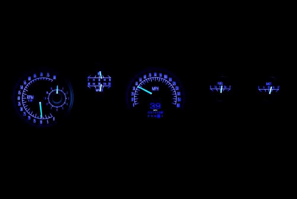 RTX-70P-FIR-X Steel Blue Night