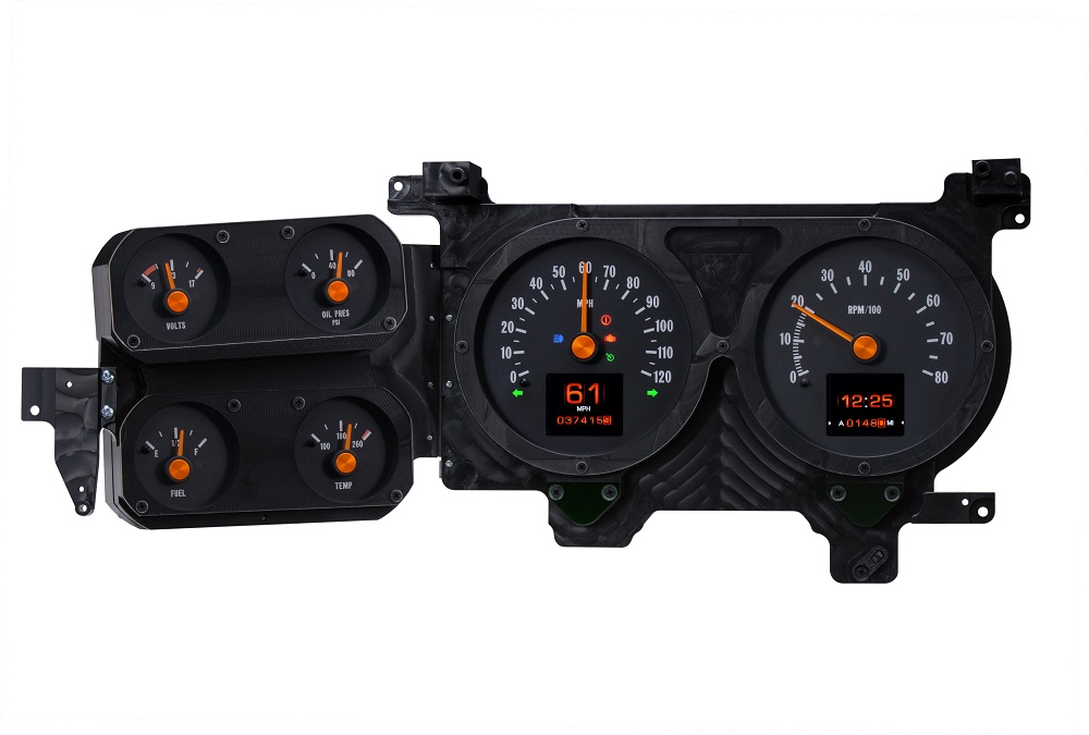 RTX-73C-PU-X Indicators On
