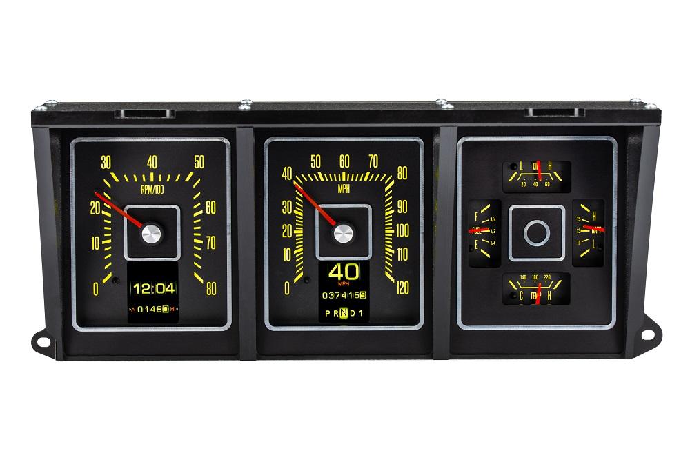 RTX-73F-PU-X Yellow Flare Day Kit View