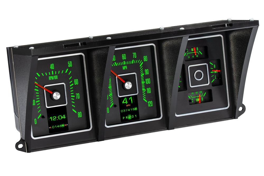 RTX-73F-PU-X Emerald Day Kit View